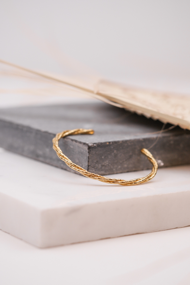 Bracelet Najima (gold plated)