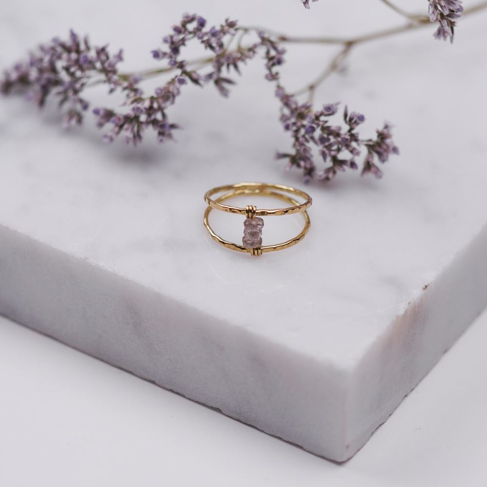 Ring Manon (18ct gold)