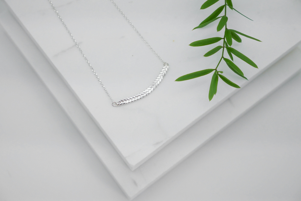 Necklace Anna (silver 925)