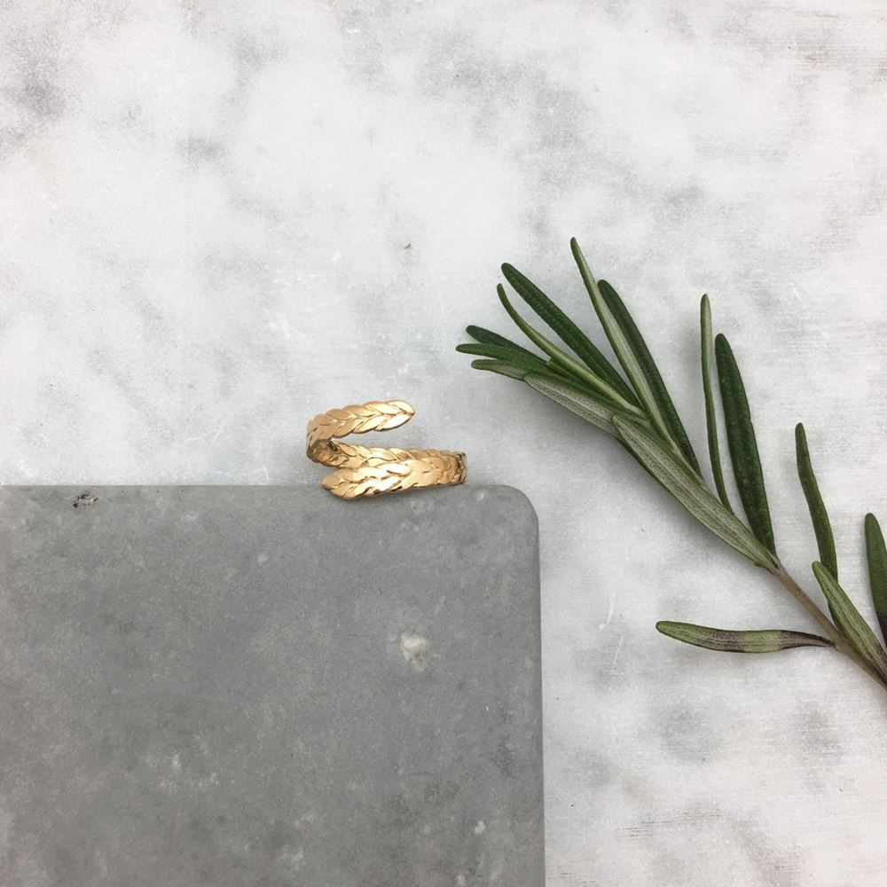 Ring Anna (gold 18 ct)