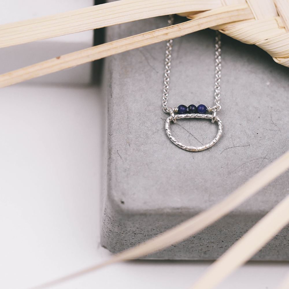 Necklace Assia (silver 925)